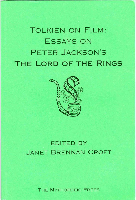 Tolkien on Film: Essays on Peter Jackson's the Lord of the Rings - 545x800, 76kB