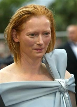 Tilda Swinton at Cannes 2005 - 247x345, 55kB