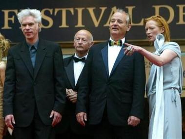 Tilda Swinton at Cannes 2005 - 379x285, 74kB