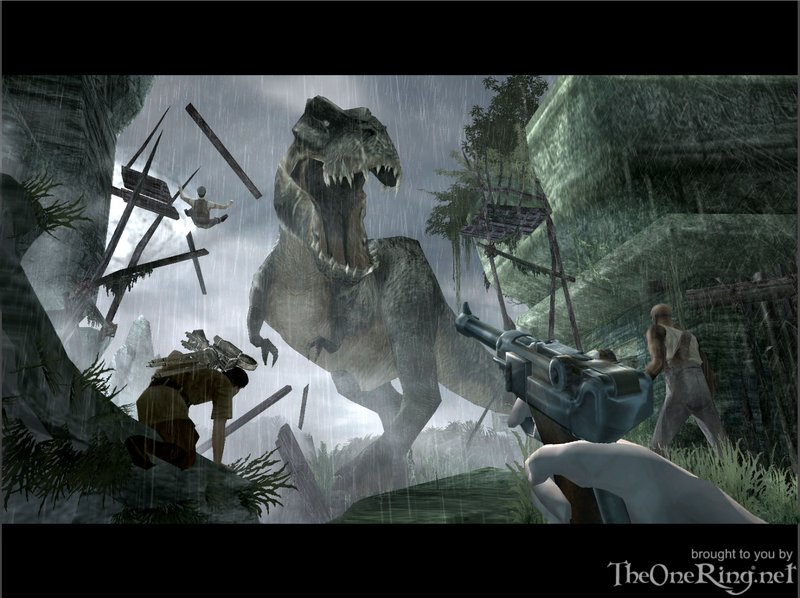 Peter Jackson's King Kong Upisoft Press Kit - 800x598, 93kB