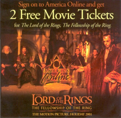 LOTR Themed AOL CD - 482x471, 74kB