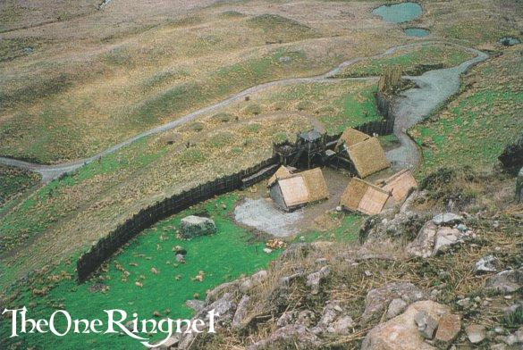 Set Pic: Inside Edoras! - 585x392, 66kB