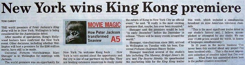 Dominion Post Talks King Kong - 800x215, 79kB