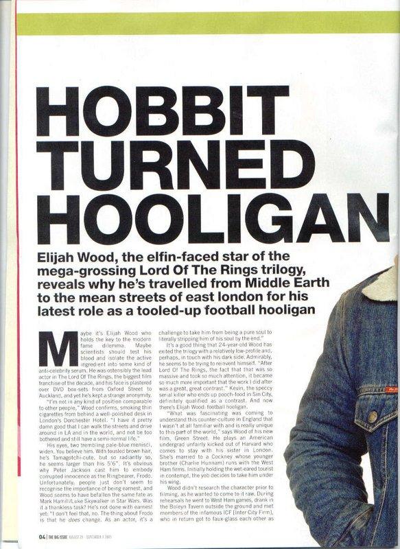Big Issue Magazine Talks Elijah Wood - 583x800, 118kB