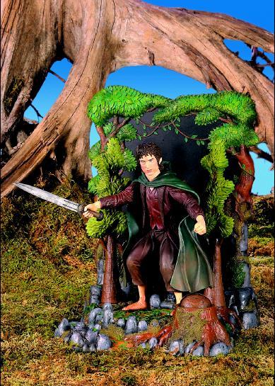 Frodo Toy Biz Action Figure - 389x545, 78kB