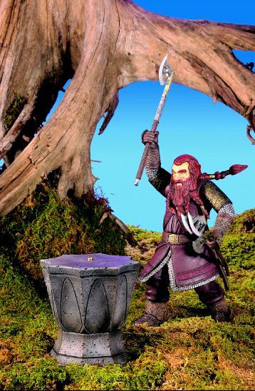 Gimli Toy Biz Action Figure - 358x548, 61kB