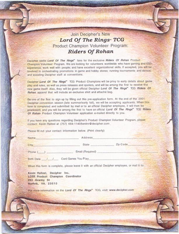 Decipher LotR Product Champion Volunteer Form - 613x800, 101kB