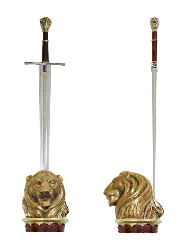Master Replicas' Narnia Products - 598x800, 35kB
