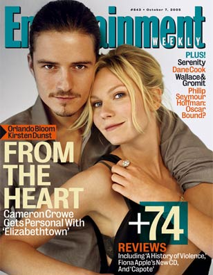 Orlando Bloom in Entertainment Weekly - 308x396, 30kB