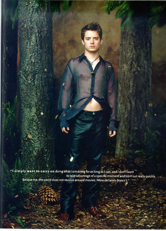 Elijah Wood Photo from Premiere Magazine - 575x800, 93kB