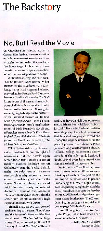 Premiere Magazine Article - 357x800, 83kB
