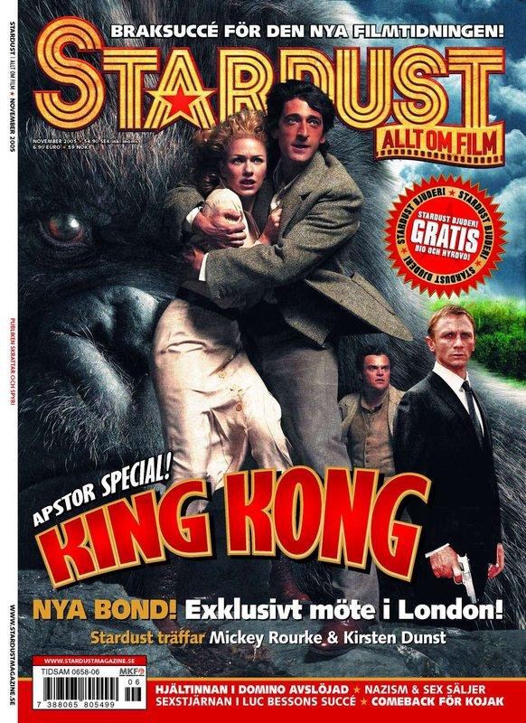 Stardust Magazine Talks Kong - 582x800, 165kB