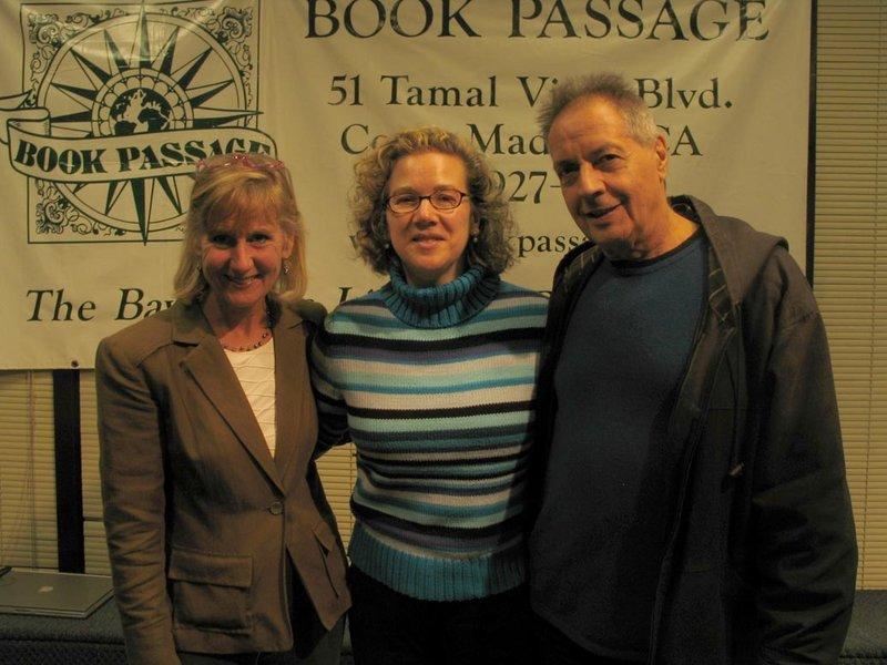 Alan Lee Book Tour: Corte Madera, CA - 800x600, 88kB