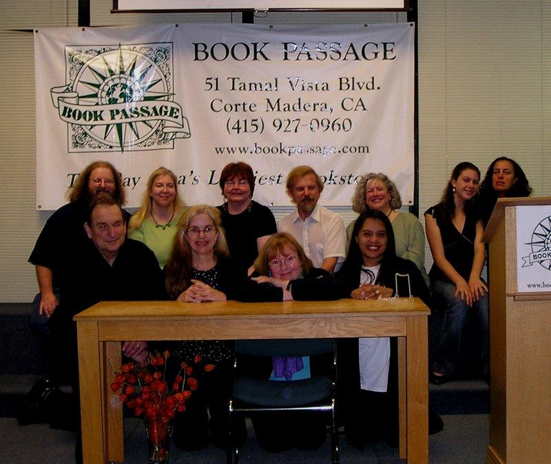 Alan Lee Book Tour Report: Corte Madera, CA - 800x673, 114kB