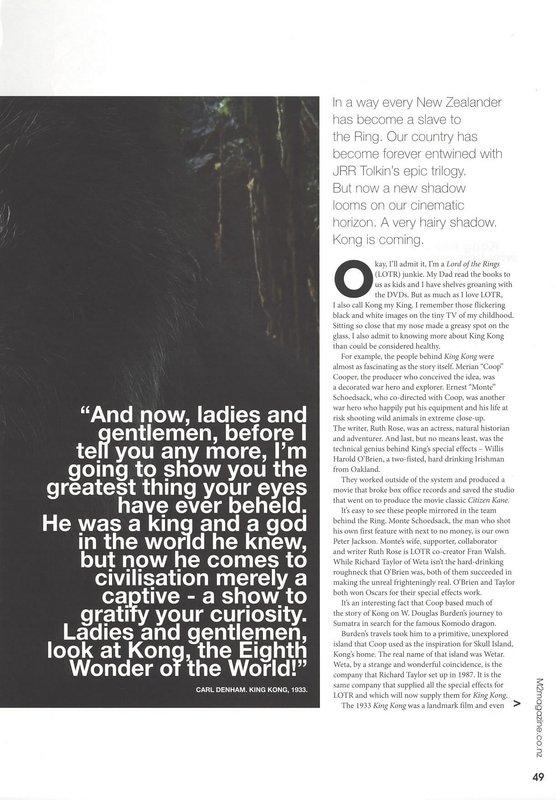 Men's Monthly Magazine Talks Kong - 556x800, 93kB