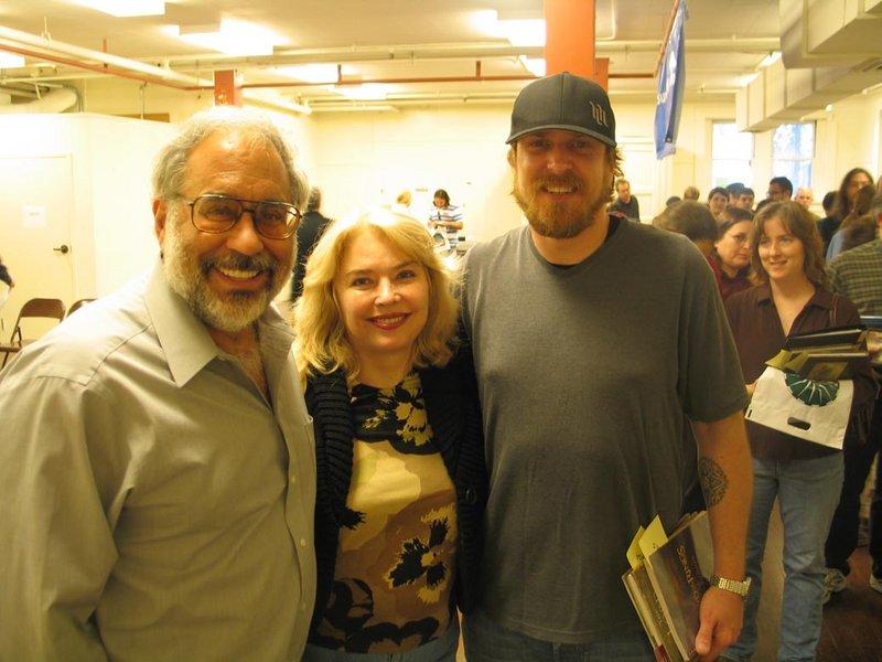 Alan Lee Book Tour: San Francisco, CA - 800x600, 79kB