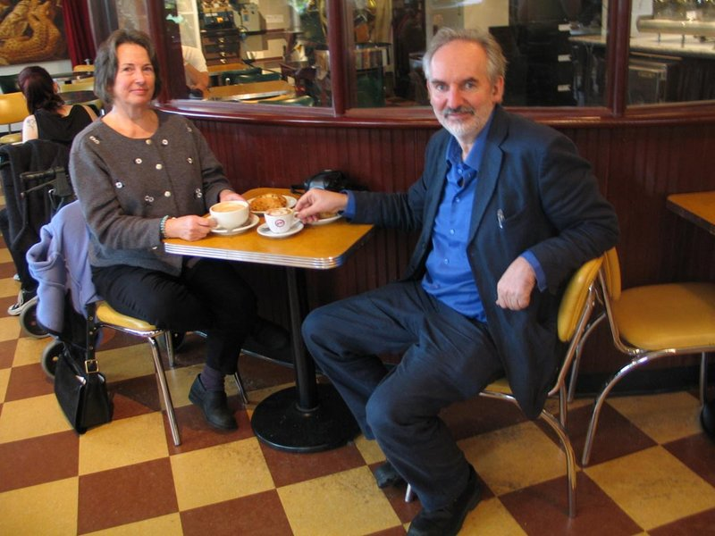 Alan Lee Book Tour: Seattle, WA - 800x600, 86kB
