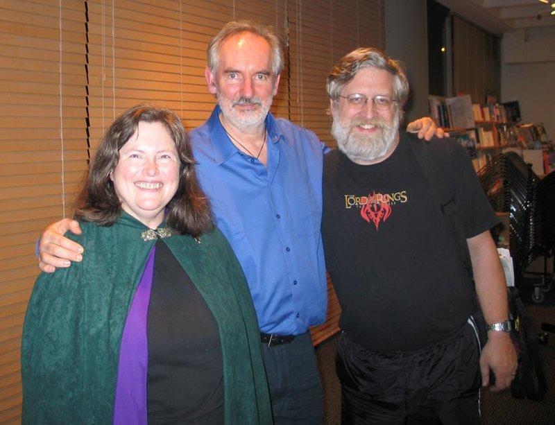 Alan Lee Book Tour: Seattle, WA - 800x613, 75kB