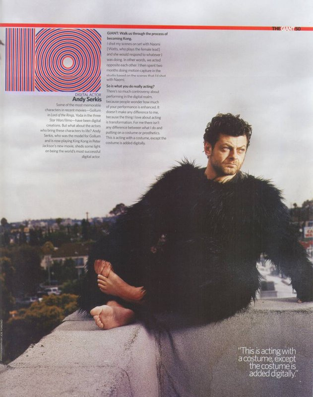 Andy Serkis: A Giant - 631x800, 87kB