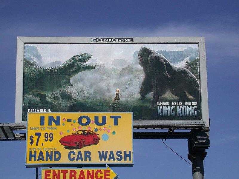 Kong in California - 800x600, 86kB
