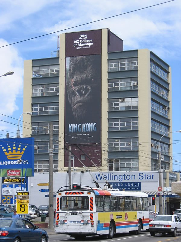 Kong Spotted in Wellywood - 600x800, 108kB