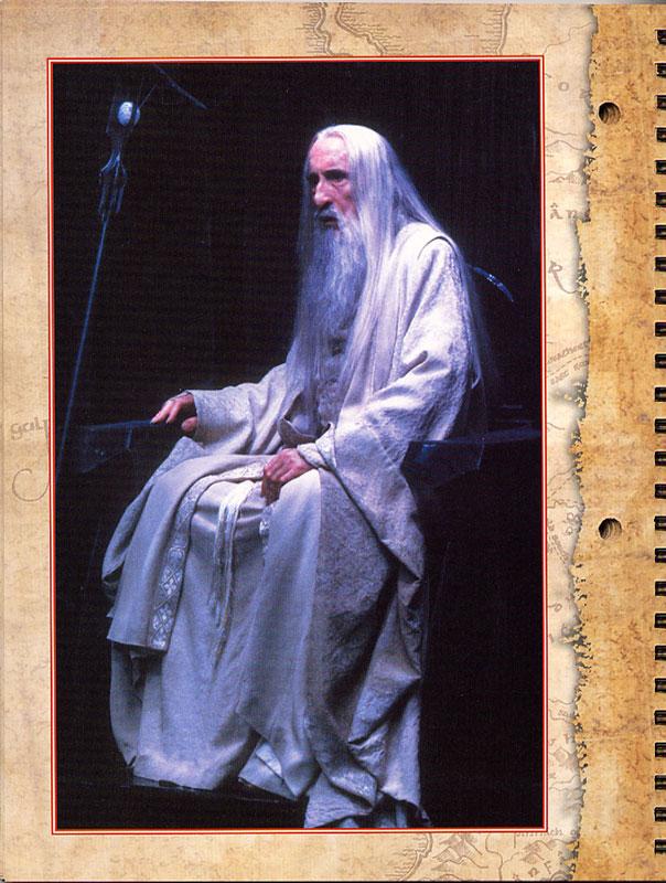 LOTR Student Planner: Saruman - 604x800, 134kB