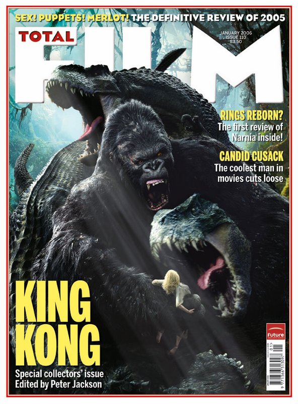 Peter Jackson takes the helm at Total Film - 592x800, 123kB