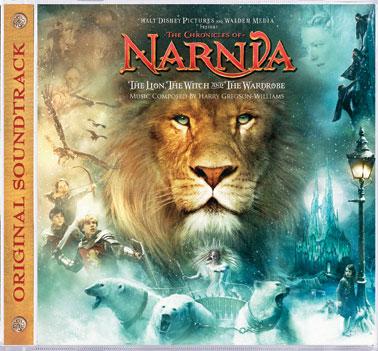Narnia Soundtrack CD Cover - 378x351, 51kB