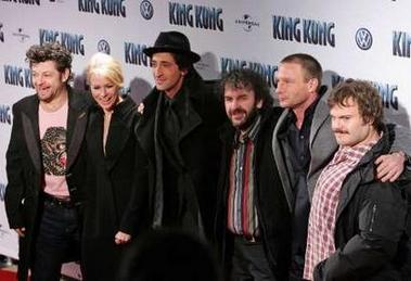 King Kong Premiere: Berlin - 379x259, 75kB