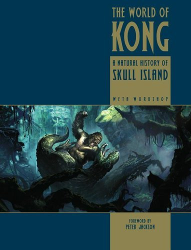 The World of Kong : A Natural History of Skull Island - 382x500, 31kB