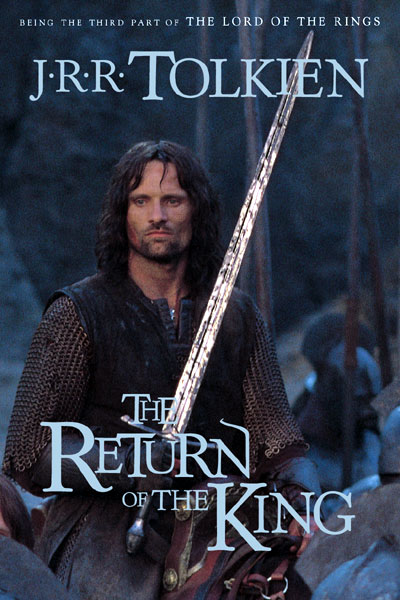 The Return of the King (Paperback) - Movie Tie-in Cover - 400x600, 69kB