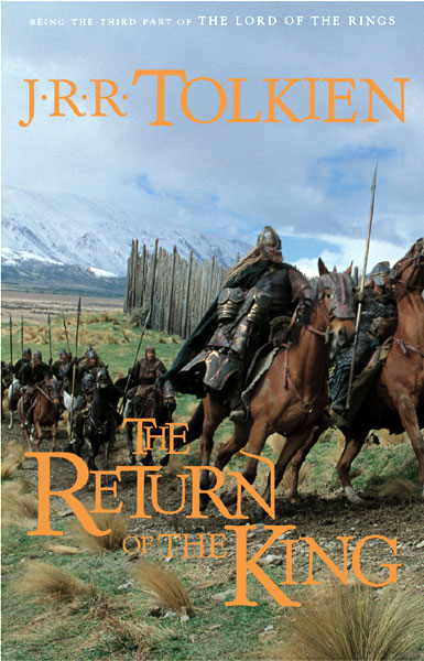 Return of the King (HardCover) - Movie Tie-in Cover - 385x600, 78kB