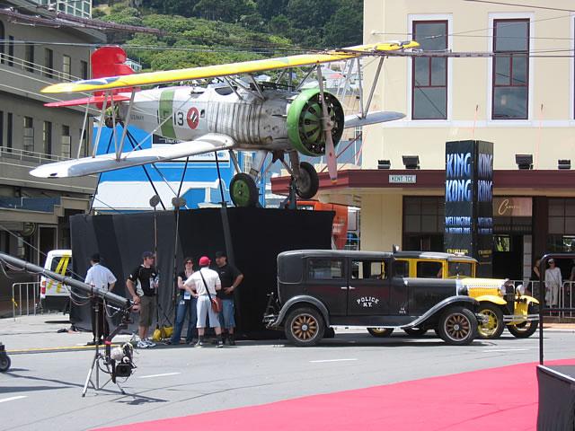 King Kong Premiere: Wellington - 640x480, 89kB