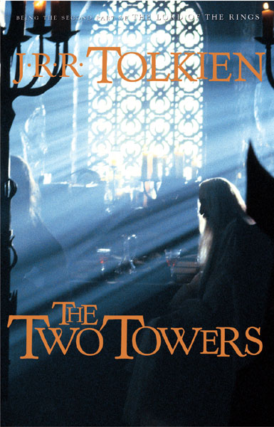 Two Towers (HardCover) - Movie Tie-in Cover - 385x600, 69kB