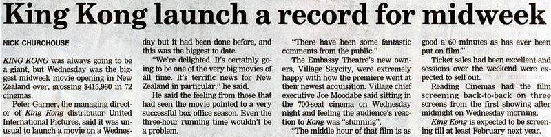 King Kong Launch a record for midweek - 800x200, 72kB