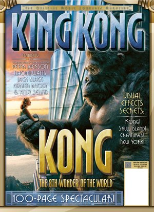 King Kong Official Magazine Covers - 300x414, 43kB