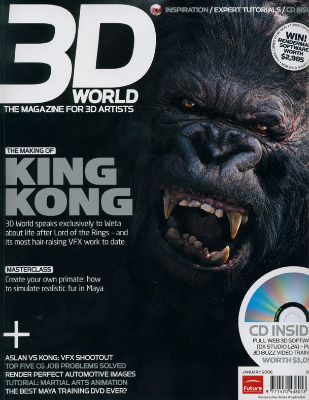 3D World Talks Kong & Aslan - 609x787, 110kB