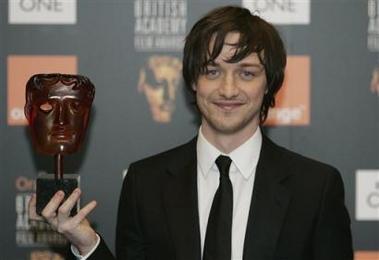 BAFTA 2006 - 379x260, 56kB