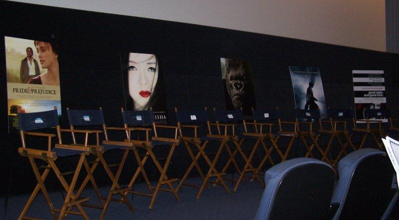 Art Director Oscar Panel: 2006 - 800x441, 62kB