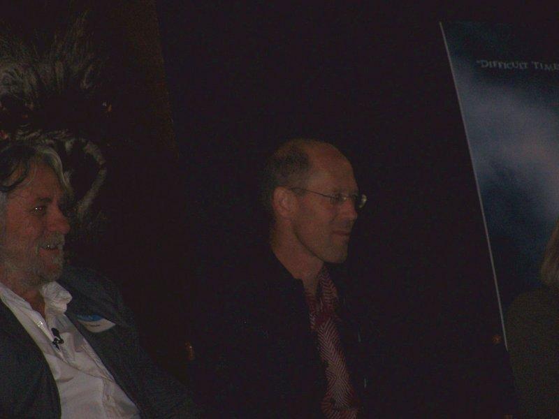 Art Director Oscar Panel: 2006 Dan Hennah (L) & Grant Major (R) - 800x600, 42kB