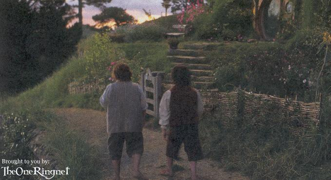 Sam and Frodo at Bag End - 679x370, 50kB