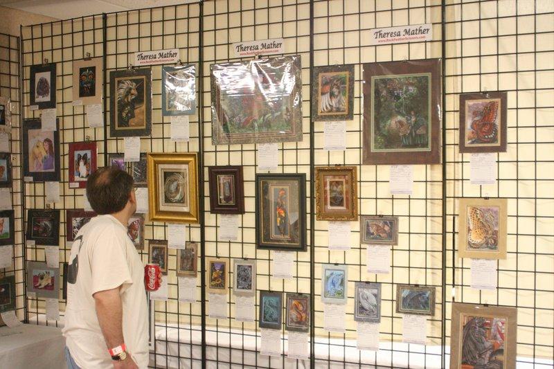 The Art Show at ELF 2006 - 800x533, 133kB