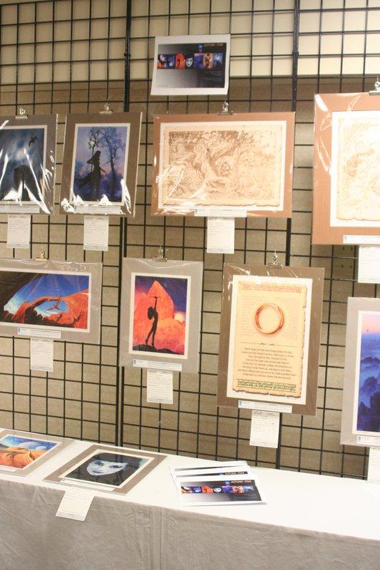 The Art Show at ELF 2006 - 533x800, 98kB