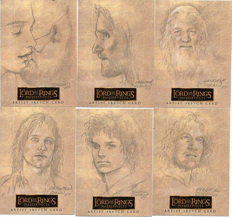 LOTR Masterpieces Images - 800x749, 176kB