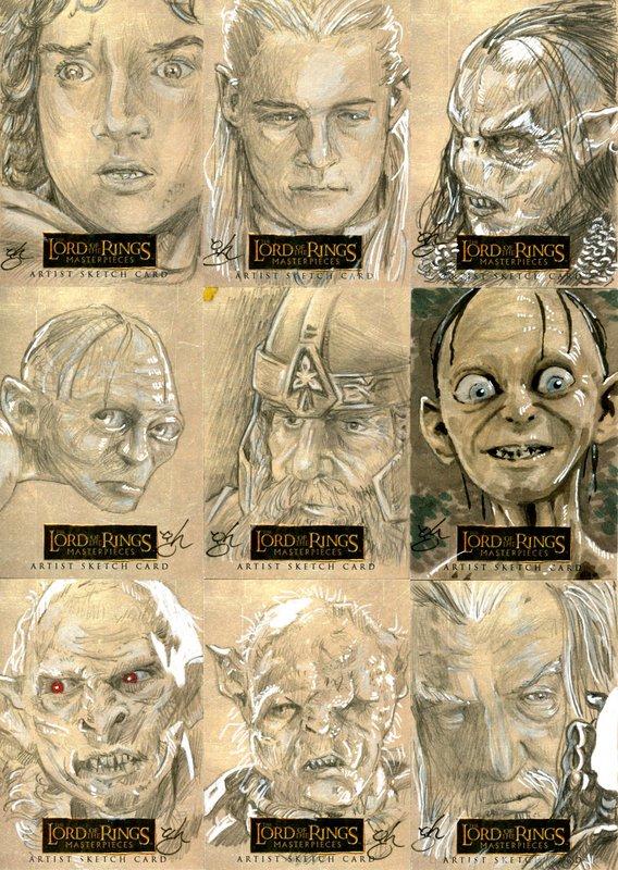LOTR Masterpieces Images - 568x800, 156kB