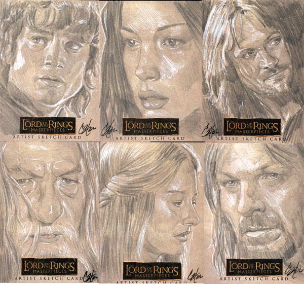LOTR Masterpieces Images - 600x560, 121kB
