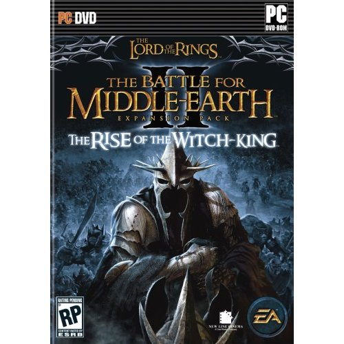 The Lord of the Rings, The Battle for Middle Earth II: Rise of the Witch King - 500x500, 57kB