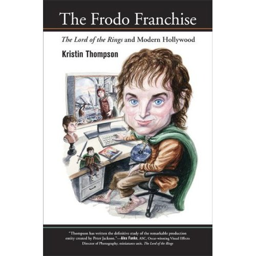 The Frodo Franchise: The Lord of the Rings and Modern Hollywood (Hardcover) - 500x500, 44kB