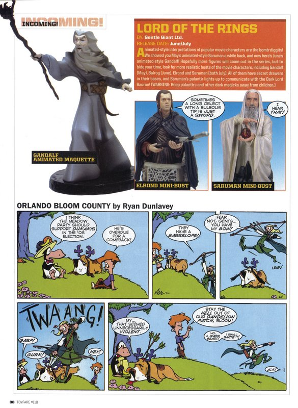 ToyFare Magazine Talks LOTR Toys - 585x800, 127kB