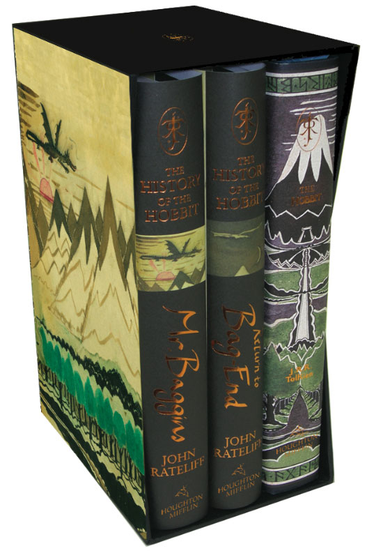 The History of the Hobbit - 527x793, 86kB